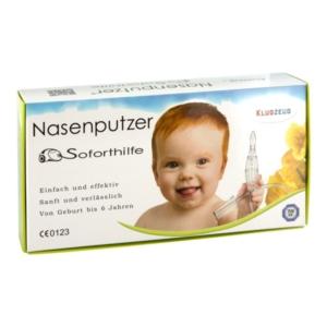 KLUGZEUG Nasenputzer für Staubsauger