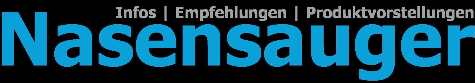 Nasensauger für Babys Logo